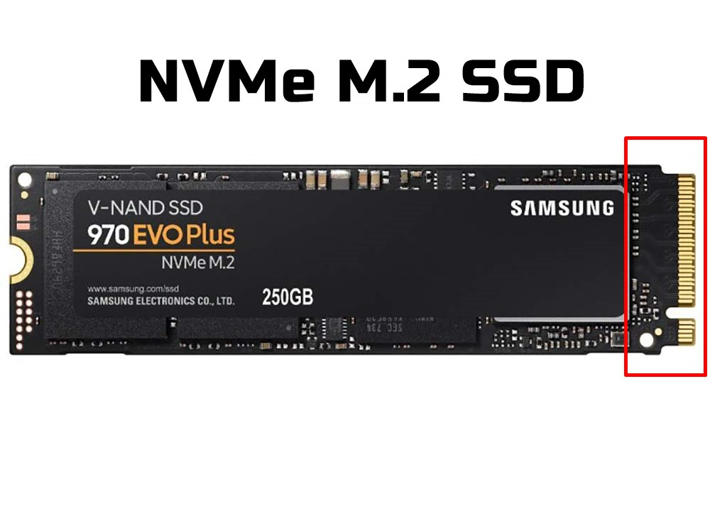 NVME M.2 SSD Image