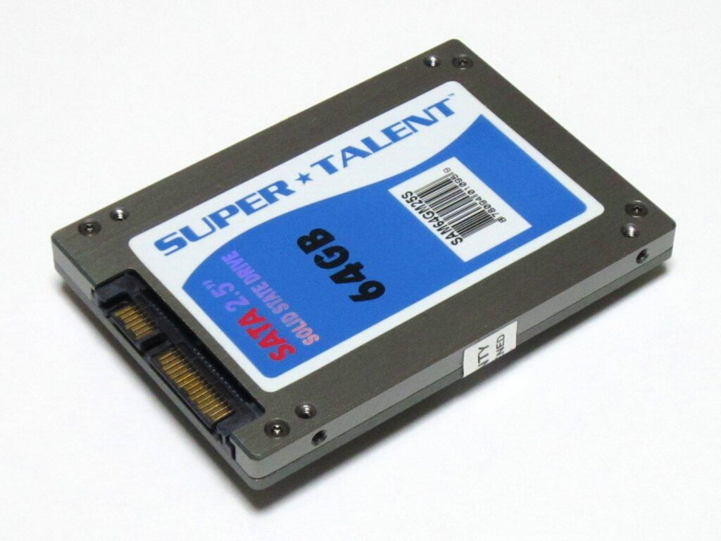 2.5 inch SSD form factor image