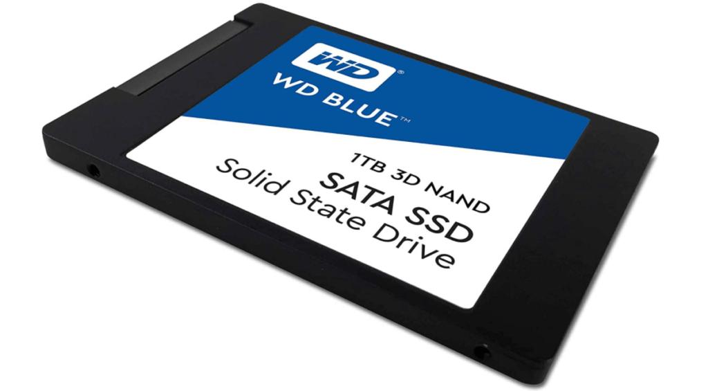 wd blue 1 TB SSD Image