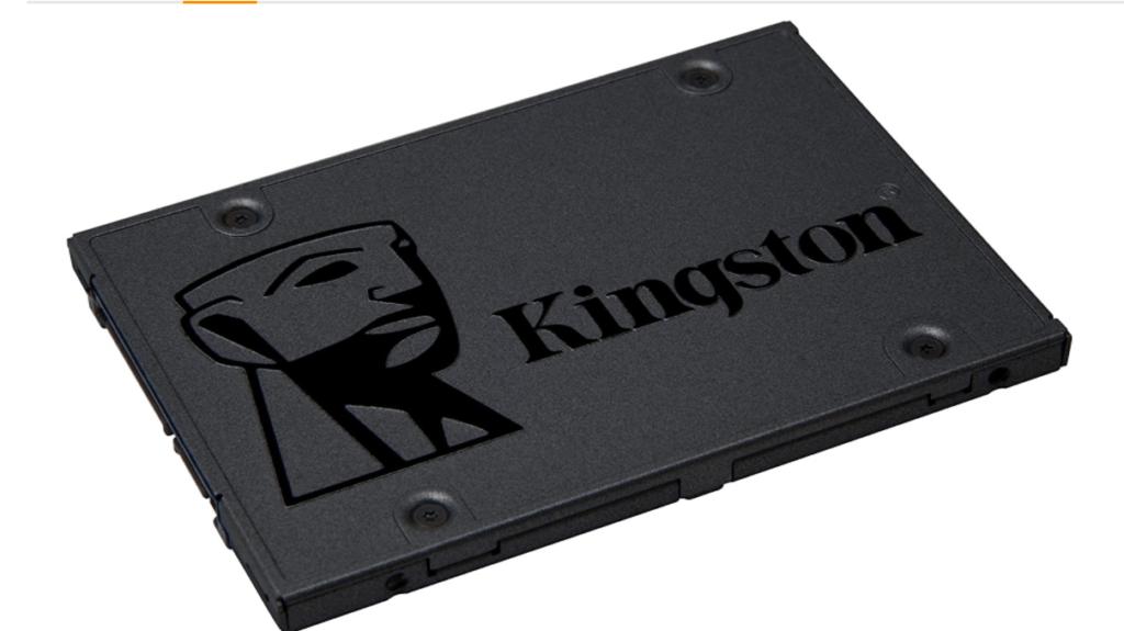 kingstor a400 sata ssd image
