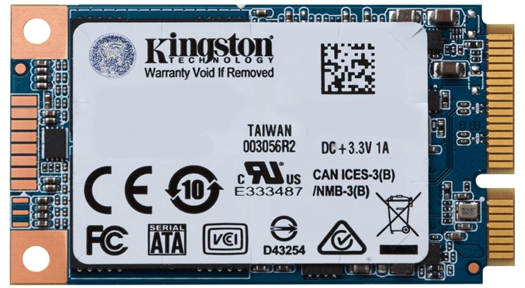 Kingston's SUV500MS/480G SSD (image)