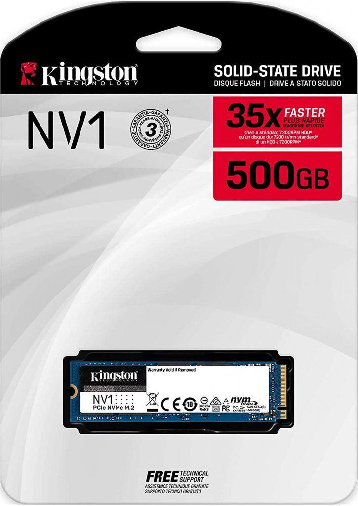 Kingston NV1 Product Image