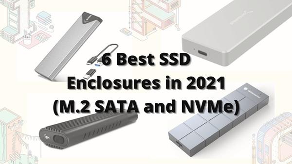 best m.2 ssd enclosures